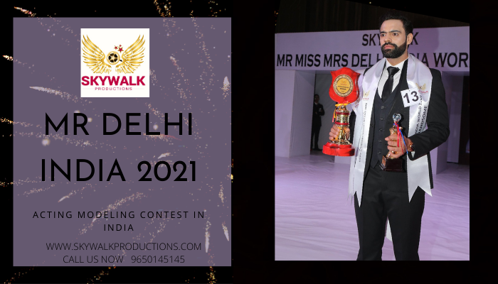 Mr Delhi India 2021