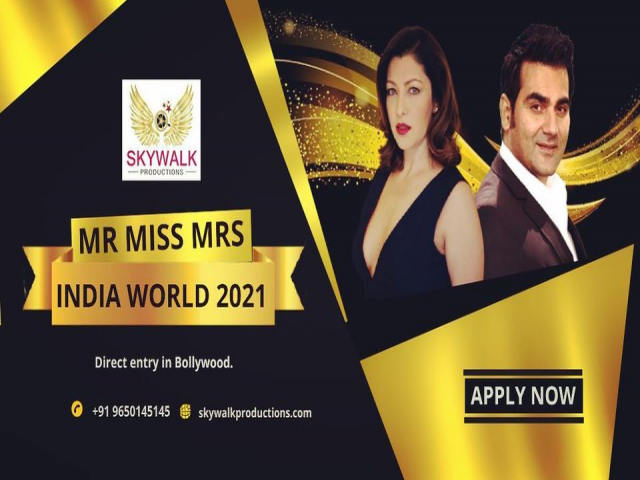 Mrs India 2021 Application