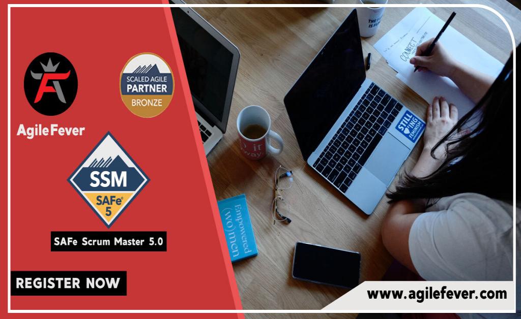 SAFe Scrum Master 5.0  | AgileFever | Certification | SAFe 5.0   | Virtual Class