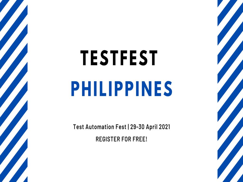 TestFest Philippines