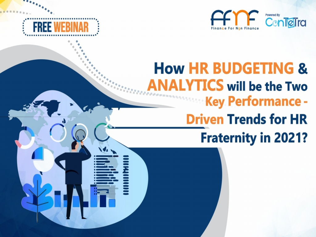 HR Budgeting and Analytics : Top Performance Driven Trends for 2021