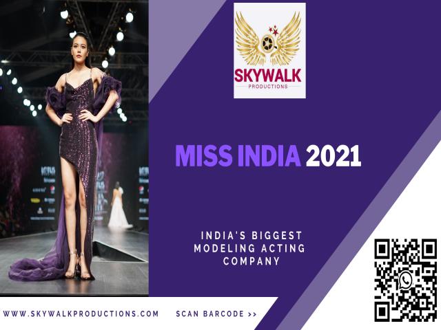 Miss India 2021 - 2022