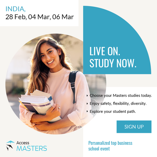 Access Masters | INDIA Online Event Spring 2021