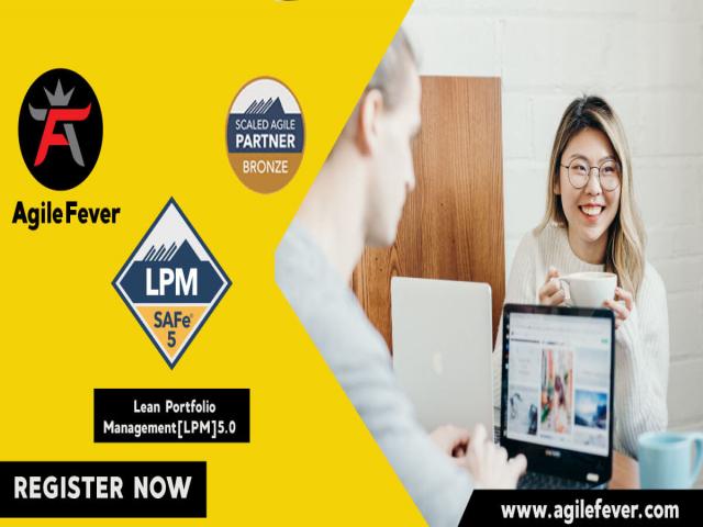 Lean Portfolio Management 5.0 | Certification | Training  |
