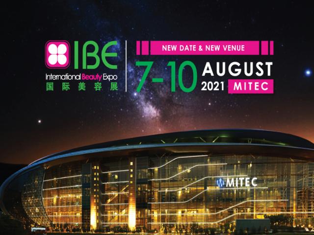 IBE International Beauty Expo 2021 |