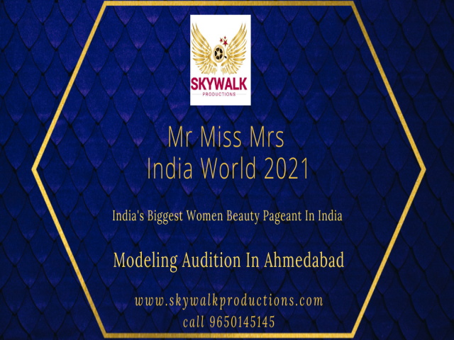 Modeling Audition In Ahmedabad