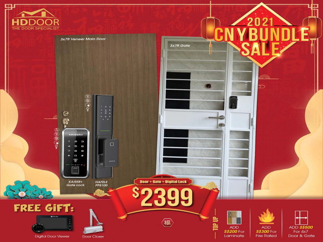 2021 Chinese New Year Special Promotion Offer