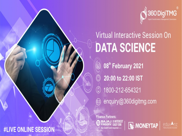 360DigiTMG - Data Science Course Training in Bangalore