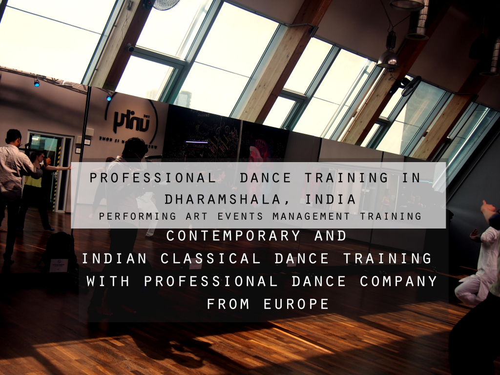 Intensive Dance Training in the Himalayas