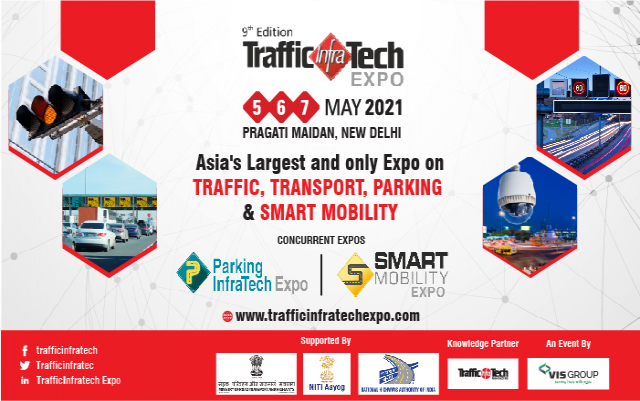 TrafficInfraTech Expo 2021