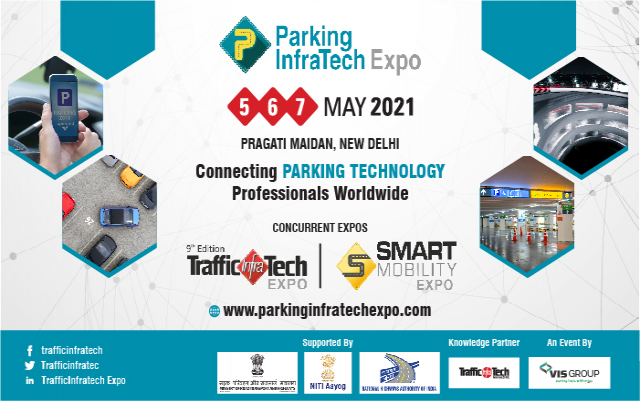 ParkingInfra Tech Expo 2021