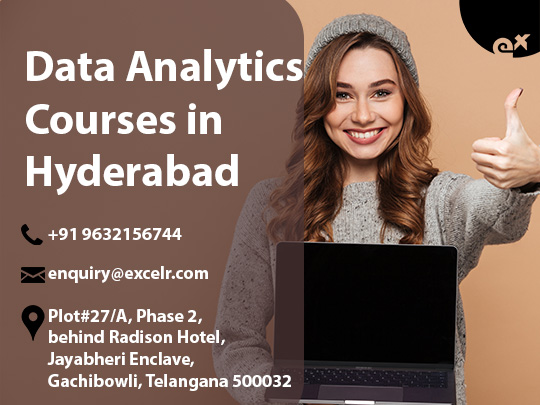 Data Analytics Courses in Hyderabad