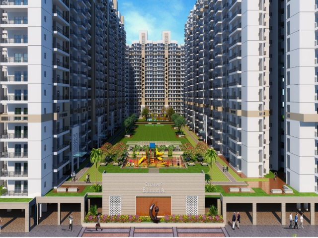 Welcome To Gulshan Bellina World Where Home Deigned For You