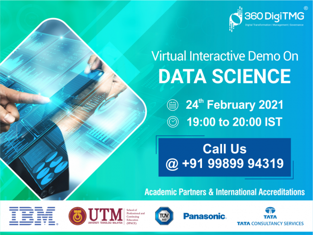 data scientist training and placement in hyderabad