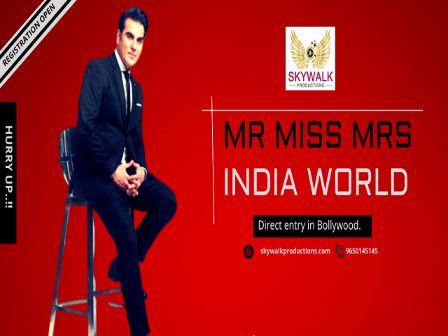 Mr India Competition Audition 2021