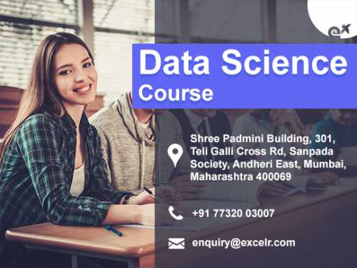 ExcelR - Data Science Course at Andheri East