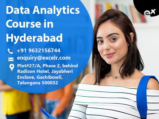Data Analytics Course in Hyderabad_excelrsolutions