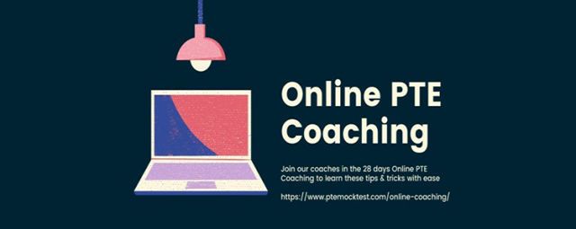 Online PTE Coaching