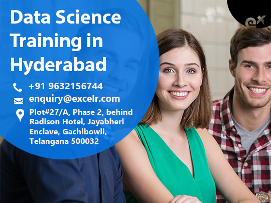 Data Science Training in Hyderabad_excelrsolutions