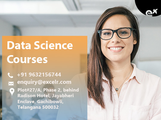 Data Science Courses excelrsolutions hyd