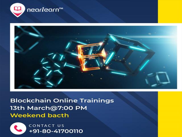 Blockchain Online Trainings