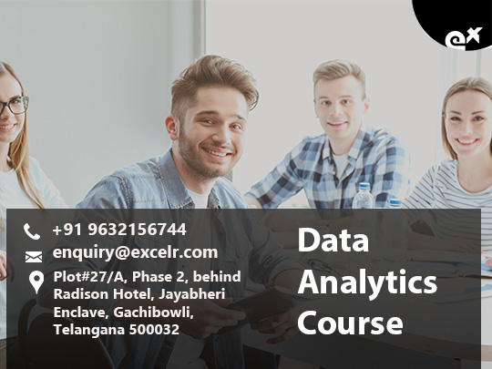 data analytics course excelrsolutions hyd