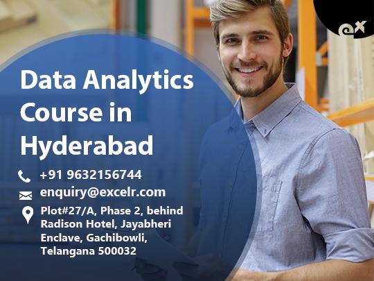 data analytics course hyderabad_excelrsolutions hyd
