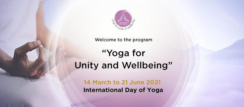 Yoga for Unity & Wellbeing   100 DAYS OF YOGA