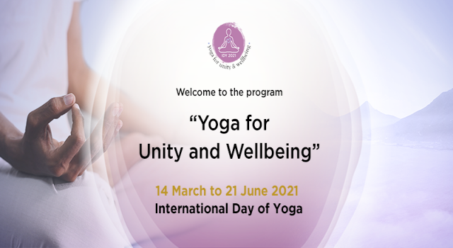 Yoga for Unity & Wellbeing | 100 DAYS OF YOGA