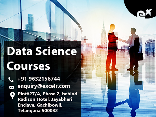 Data Science Courses excelr