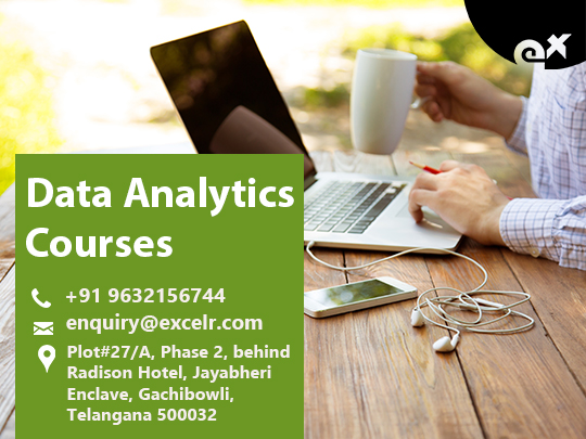 data analytics courses excelr solutions