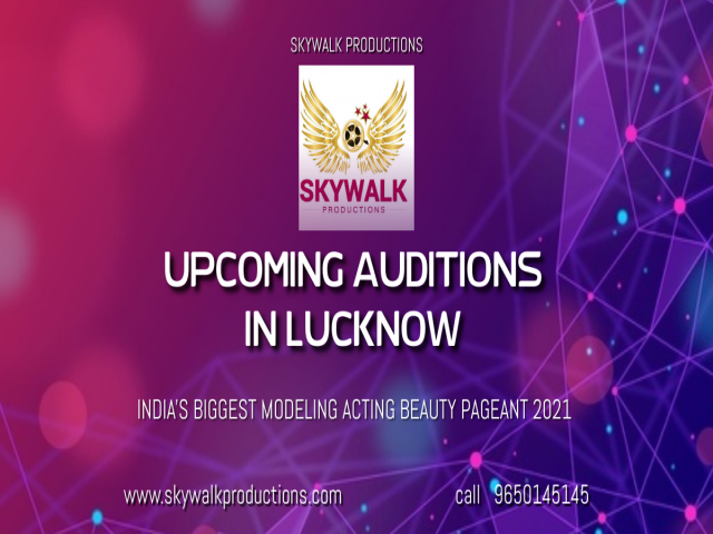 Upcoming Auditions In Lucknow