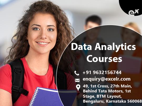 Data Analytics Course demo in Bangalore