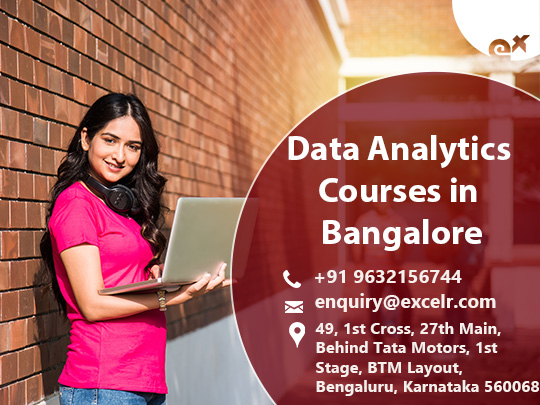 Data Analyst Course free demo