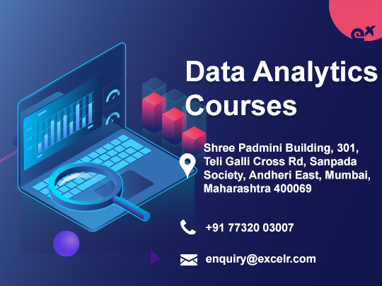 ExcelR - Data Analytics Course Mumbai, Maharashtra