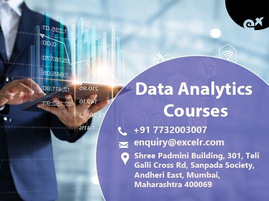 Learn Data Analytics Courses