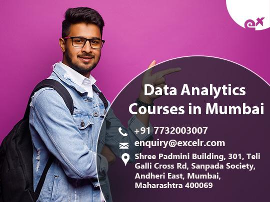 Learn Data Analytics Courses in Mumbai