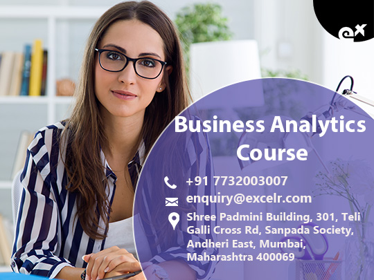 Study Business Analytics Courses