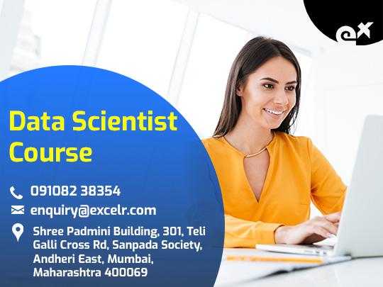 Data Scientist Course 2