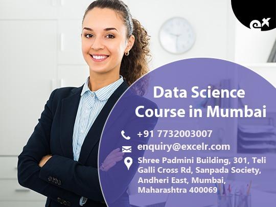 Data Science course in Mumbai, June 7
