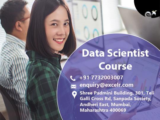 Data Scientist Course, 9th June