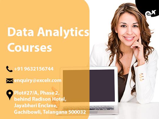 Data Analytics Courses 9th june