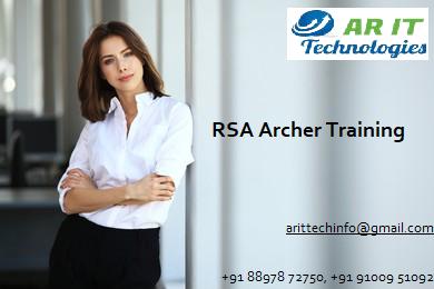 RSA Archer Training | RSA Archer Online Training - ARIT Tech
