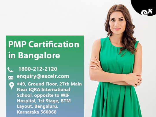ExcelR - PMP Certification in Bangalore - 2