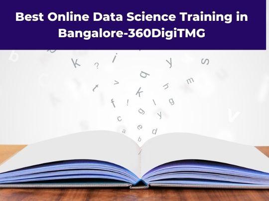 Best Online Data Science Training in Bangalore-360DigiTMG