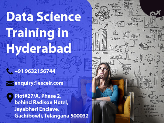 Data Science training in Hyderabad
