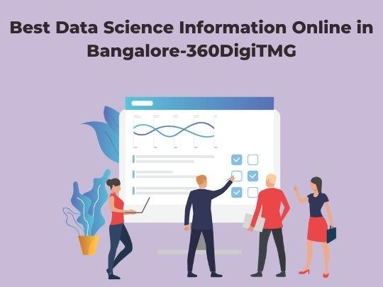 Best Data Science Information Online in Bangalore-360DigiTMG
