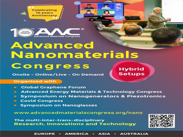 Advanced Nanomaterials Congress