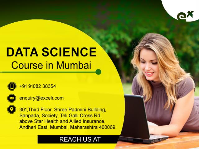 Data Science course in mumbai, 11 Sept