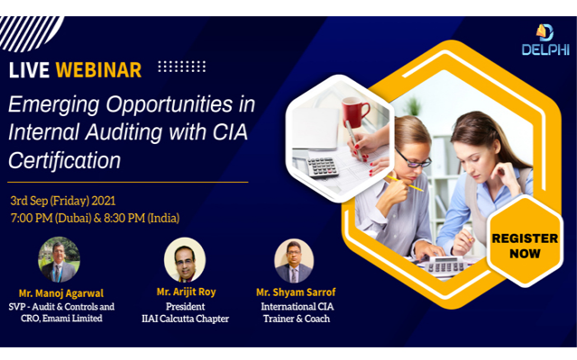 Emerging Opportunities in Internal Auditing with CIA Certification
